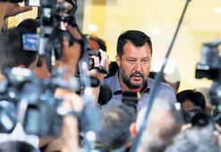 Salvini: Vazgeçmiyorum