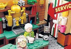 'Friends'e özel lego