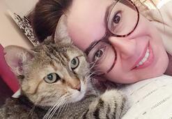 Bu bayram evde, kedilerimizleyim