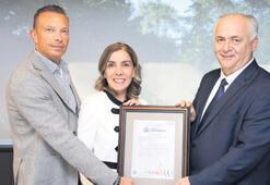Su yönetimine ilk sertifika