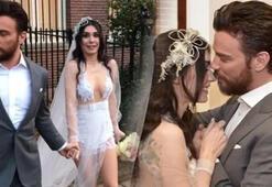Sinan Akçıldan karısının bikinili paylaşımına flaş yorum