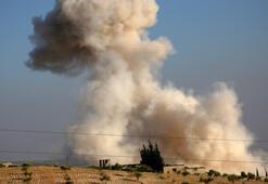Rejim ve Rusyadan İdlibe yeni hava saldırıları