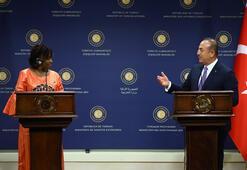Son dakika... Çavuşoğlu: ABDnin oyalama taktiği tolere edilmeyecek