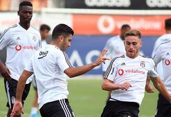 Beşiktaşta 5 futbolcu idmanda yok