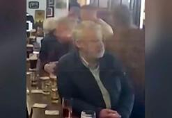Conor McGregor verdiği içkiyi reddeden yaşlı adamı yumrukladı