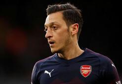 Unai Emeryden Mesut Özil açıklaması