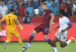 Trabzonspor - Sparta Prag: 2-1