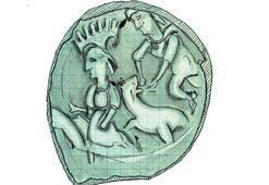 'Kurban'ı betimleyen ilk arkeolojik eser