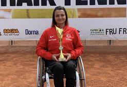 Büşra Ün, Romanya'da ikinci oldu