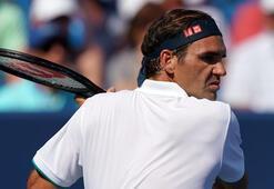 Federer, Cincinnati Mastersta elendi