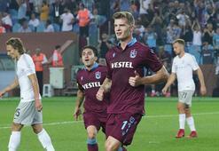 Trabzonsporda Alexander Sörloth rüzgarı