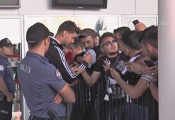 Beşiktaş kafilesi, Sivasa geldi