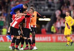 Athletic Bilbao-Barcelona: 1-0