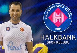 Halkbank, Milli Voleybolcu İbrahim Emet ile anlaştı