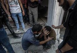 İdlibe yoğun hava saldırıları sürüyor: 6 ölü
