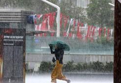 İstanbulda şiddetli yağış Meteorolojiden uyarı geldi