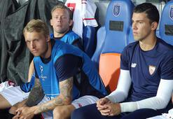 Simon Kjaer, Espanyol maçının kadrosuna alınmadı