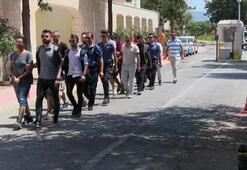 Bodrumda 9 FETÖ üyesi yurt dışına kaçmaya çalışırken yakalandı