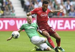 Milli futbolcular döktürdü, Düsseldorf farklı kazandı