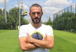 Vedat Muric: Fenerbahçenin şampiyonluktan başka hedefi yoktur