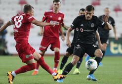 Sivasspor - Beşiktaş: 3-0
