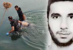 Sulama kanalında kayboldu Cesedi bulundu