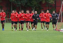 Gazişehir Gaziantep'te Süper Lig heyecanı