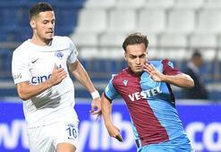 Kasımpaşa - Trabzonspor: 1-1