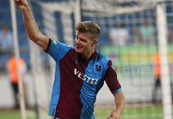 Alexander Sörloth:  Gol attım ancak maçı kazanmak isterdik