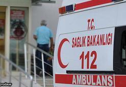 Kahramanmaraşta askeri araç devrildi: 2 yaralı