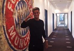 Bayernden Coutinho için özel paylaşım