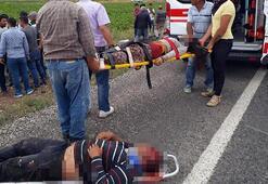 Nevşehirde korkunç kaza