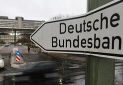 Bundesbank'tan resesyon uyarısı