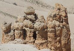 Konyadaki peribacaları turizme kazandırılmayı bekliyor
