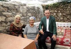 Cumhurbaşkanı Erdoğan, Stratonikeia Antik Kentini ziyaret etti