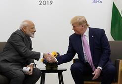 Trump, Modi ile Keşmiri görüştü