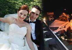 Avukat çift ve oğullarını ölüm ayırdı