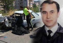 Bursada korkunç kaza Zabıta memuru hayatını kaybetti