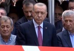 Cumhurbaşkanı Erdoğandan Haluk Dursunun cenazesinde net mesaj Hiç endişe etme...