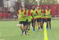 Geçlerbirliğinde Gazişehir Gaziantep maçı hazırlıkları