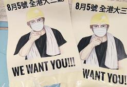 Hong Kong'da propaganda savaşı