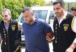 Adanadaki milyonluk vurgun şüphelisi, gece kulübüne giderken yakalanmış
