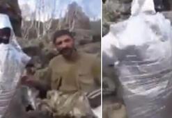 Pusucu terörist, jandarmanın pususuna düştü