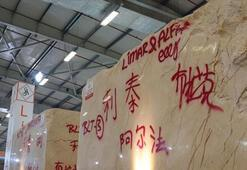 Çine 5 milyon ton Türk mermeri gönderildi