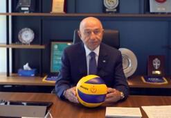 Nihat Özdemir ve Ali Koçtan Filenin Sultanlarına destek mesajı