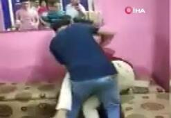 Mısır'da zihinsel engelli gence darp