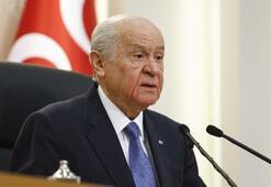 MHP lideri Bahçeliden HDPli 3 belediye başkanının görevden alınmasıyla ilgili açıklama