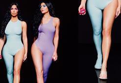 Altı parmaklı Kim Kardashian