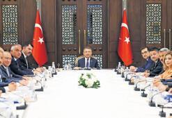 Cumhurbaşkanlığı'nda Muğla Değerlendirme Toplantısı