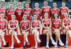 A Milli Kadın Voleybol Takımı, Avrupa Şampiyonası'nda sahne alıyor